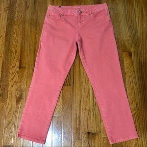 LC Lauren Conrad Skinny Jeans Sz 12